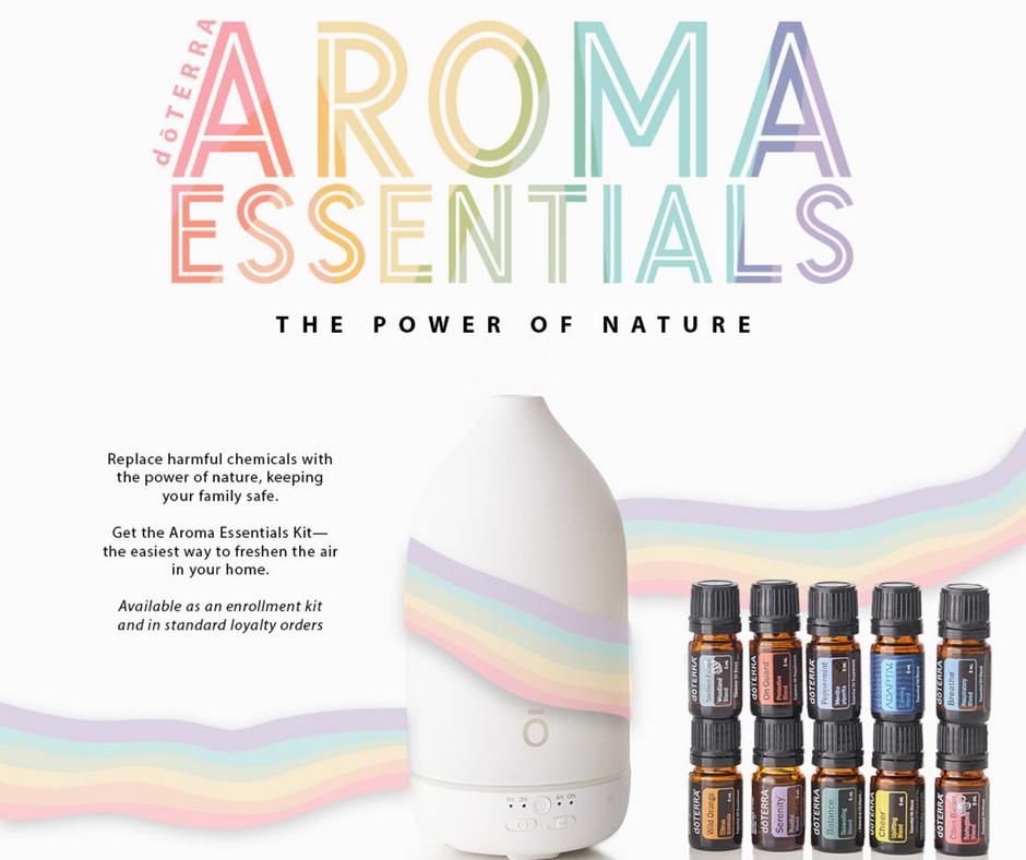 Aroma Essentials Kit