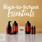 back to school essential oil essentials