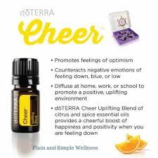 Cheer Essential Oil