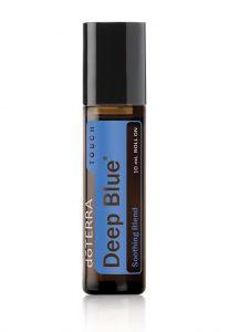 Deep Blue Roller