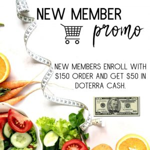 Earn $50 towards free oils
