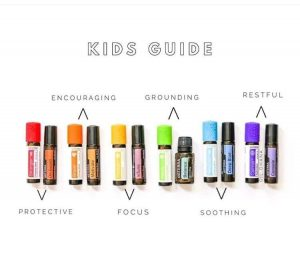 Kid's Essential Oil Collection