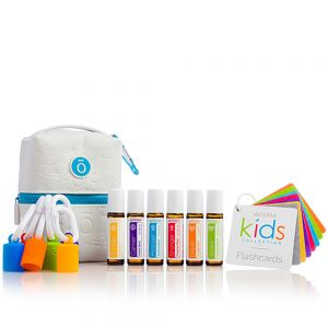 New Kid's Collection - contains 6 ready-to-use oils for kids!