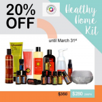 Healthy Home Kit by doTERRA