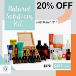 Natural Solutions Kit by doTERRA