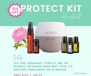 Protect Kit Essential Oils