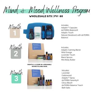 Mind & Mood Wellness Kit