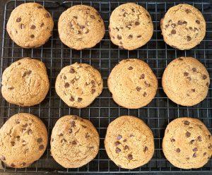 OnGuard Chocolate Chip Cookies
