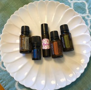 Muscle Pain Relief Rollerball Blend