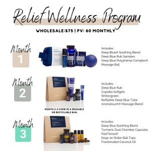 Relief Wellness Kit