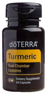 Turmeric Dual Chamber Capsules