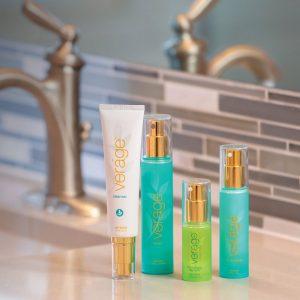 Verage Skin Care Line