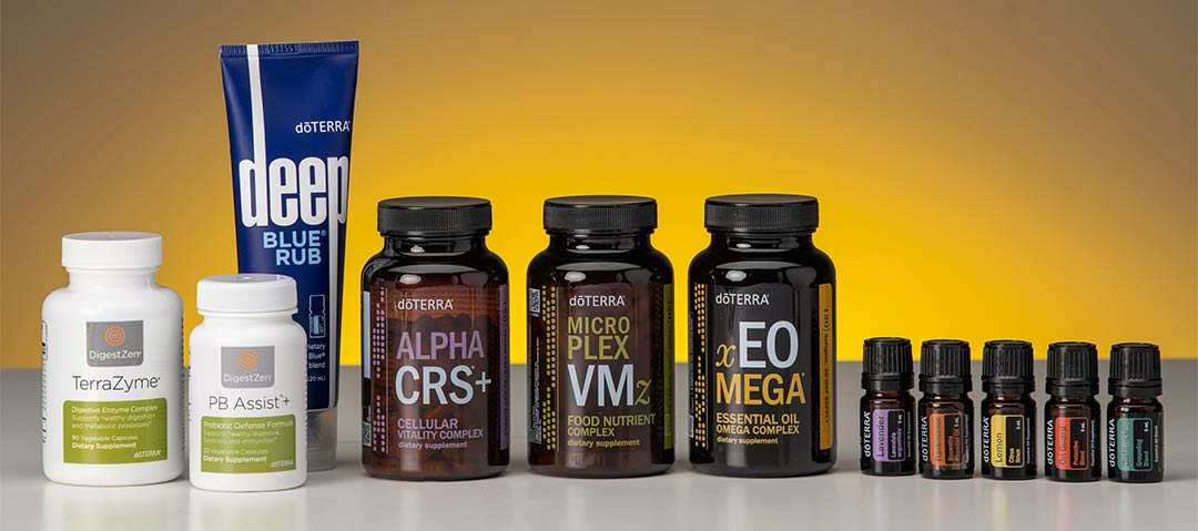 dōTERRA Healthy Habits Essential Oils Kit (2020)