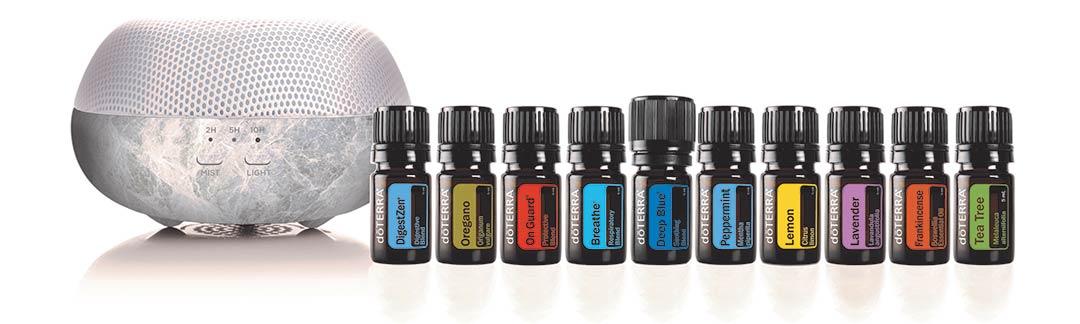 dōTERRA Healthy Start Essential Oils Kit (2020)