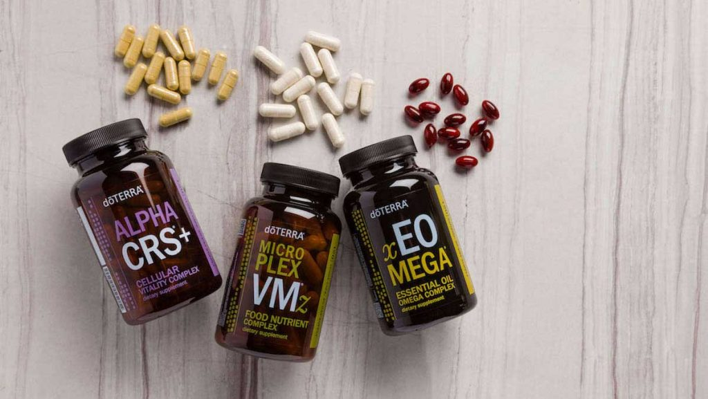 dōTERRA Lifelong Vitality Supplements